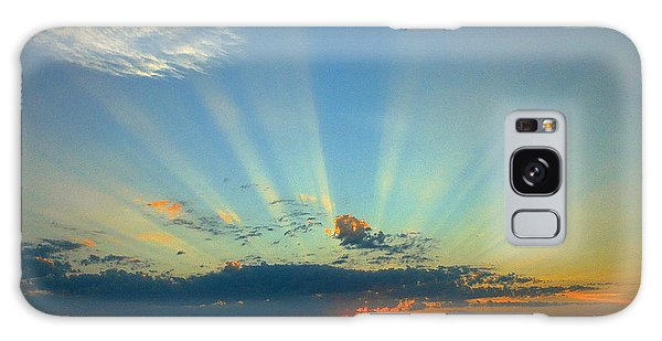Splendor In The Sky Galaxy Case