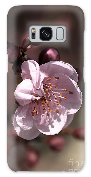 Spring Blossom Galaxy Case by Joy Watson
