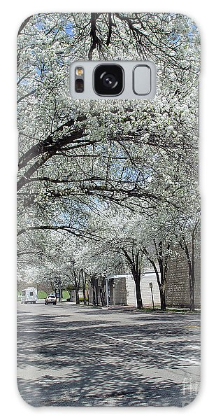 Springtime Corning Ny 3 Galaxy Case