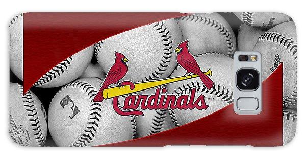 St Louis Cardinals Galaxy S8 Case