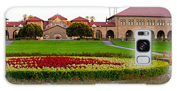 Stanford University Campus, Palo Alto Galaxy Case by Panoramic Images
