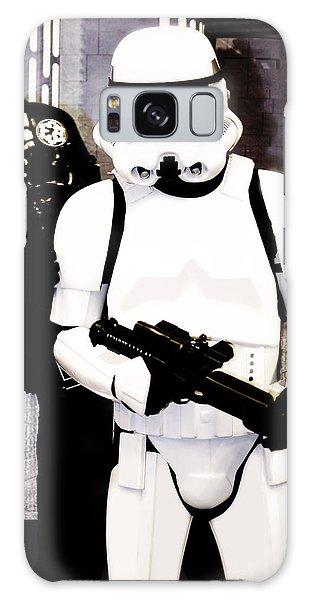 Star Wars Stormtrooper  Galaxy Case