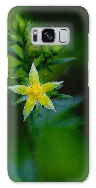 Starflower Galaxy Case