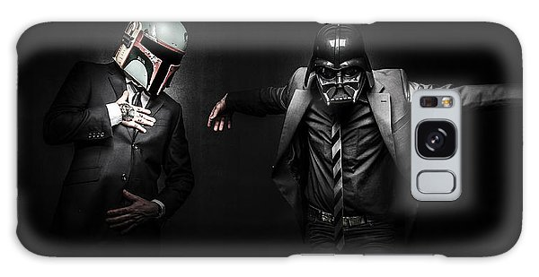 Galaxy Case - Starwars Suitup by Marino Flovent