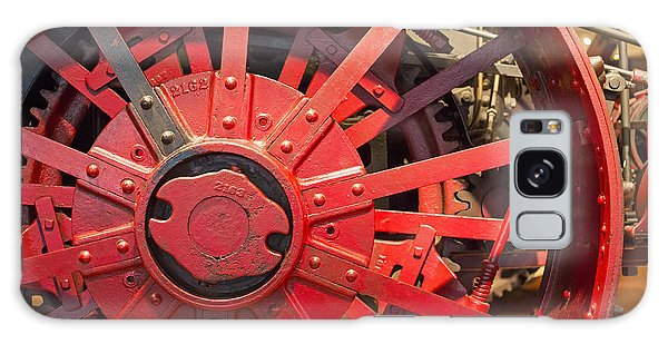 Steam Traction Engine Galaxy Case