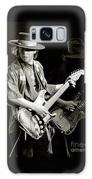 Stevie Ray Vaughan 1984 Galaxy S8 Case