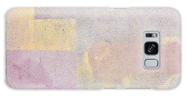 Mottled Galaxy Case - Stone Wall by Tom Gowanlock