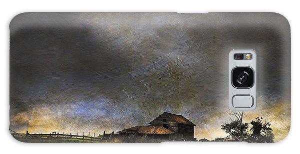 Summer Storm Galaxy Case by Theresa Tahara