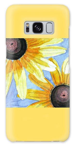 Summer Susans Galaxy Case by Angela Davies