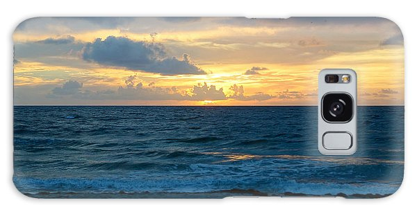 Sunrise In Deerfield Beach Galaxy Case
