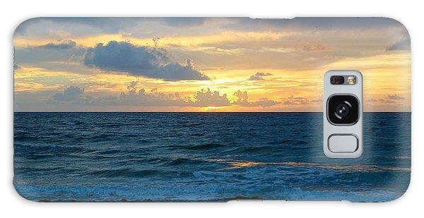 Sunrise In Deerfield Beach Galaxy Case