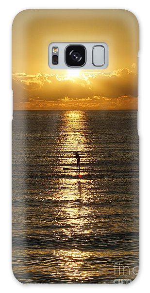 Sunrise In Florida Riviera Galaxy Case