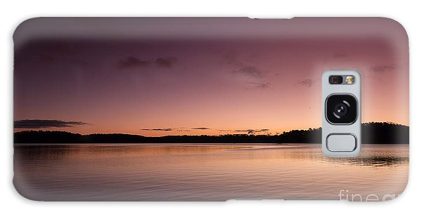 Sunrise On Lake Lanier Galaxy Case