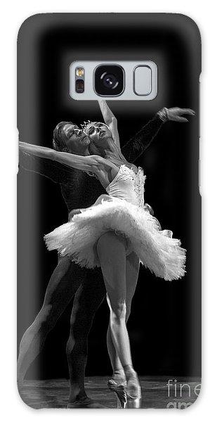 Swan Lake  White Adagio  Russia 3 Galaxy Case