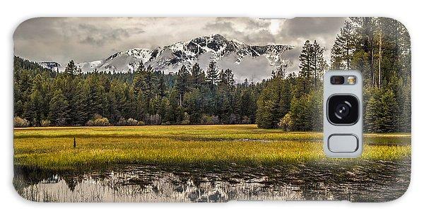 Tahoe Spring Galaxy Case