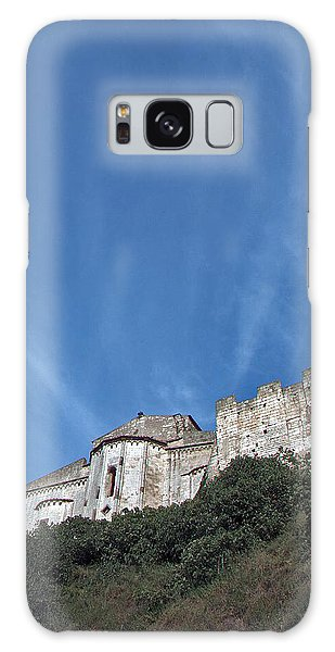 Tarquinia The Walls And The Apse Galaxy Case