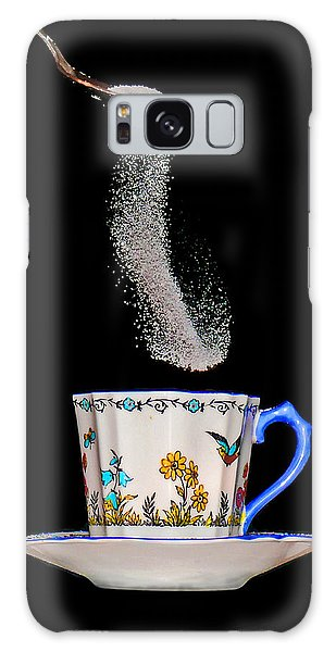 Tea Time Galaxy Case