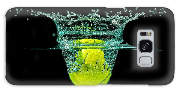 Tennis Ball Galaxy Case
