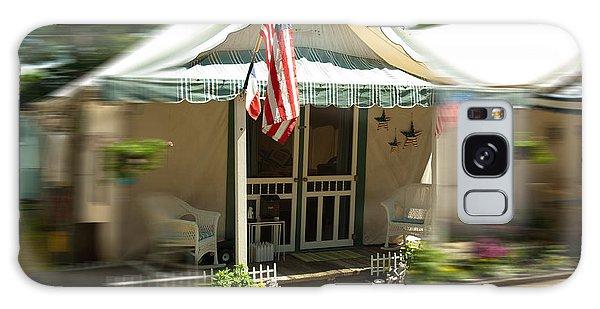 Tent City Galaxy Case