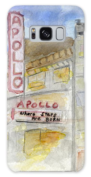 The Apollo Theatre Galaxy Case by AFineLyne