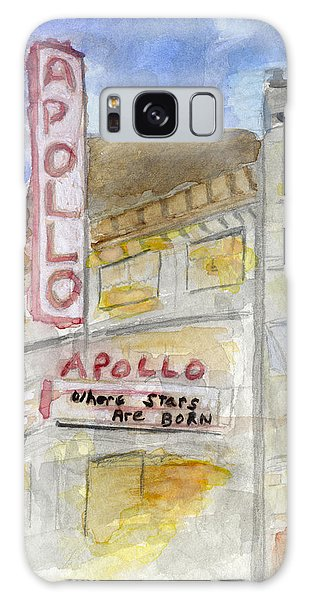 The Apollo Theatre Galaxy Case