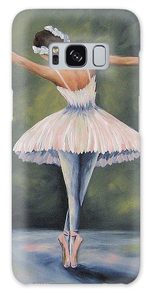 The Ballerina Iv Galaxy Case by Torrie Smiley