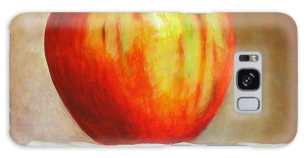 The Big Apple Galaxy Case by Edgar Torres