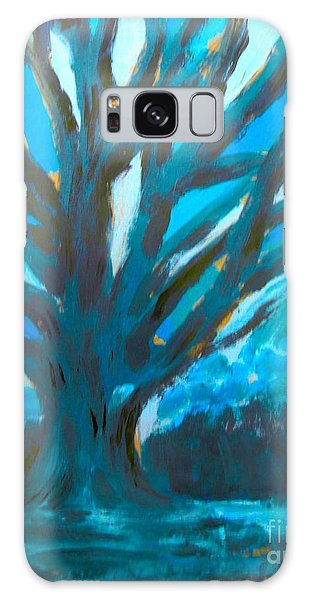 The Blue Tree Galaxy Case