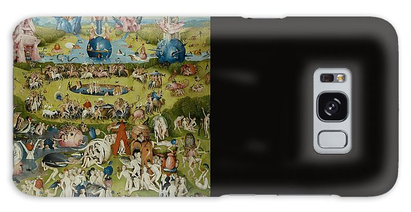The Garden Of Earthly Delights Galaxy Case