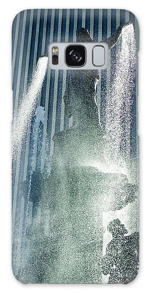 The Genius Of Water  Galaxy Case