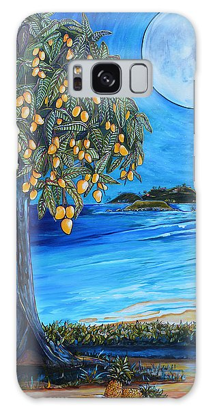 The Mango Tree Galaxy Case by Patti Schermerhorn