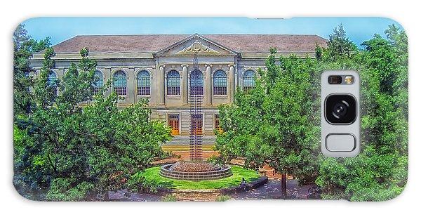 The Old Main - University Of Arkansas Galaxy Case