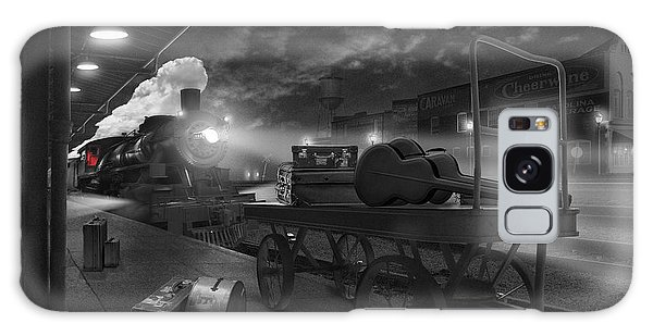 Ominous Galaxy Case - The Station by Mike McGlothlen