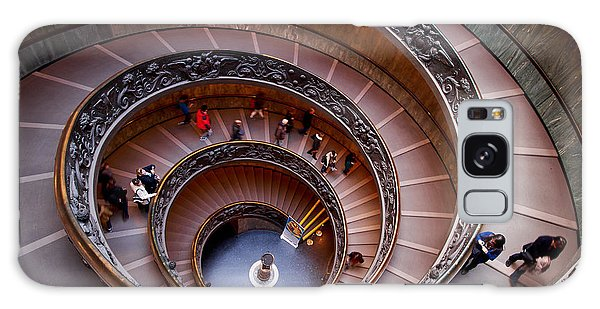 The Vatican Stairs Galaxy Case