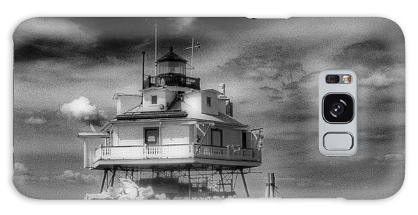 Thomas Point Shoal Lighthouse Bnw Galaxy Case