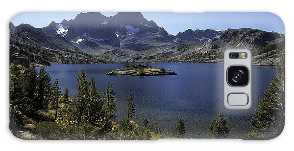 Thousand Islands Lake And Mt. Davis Galaxy Case