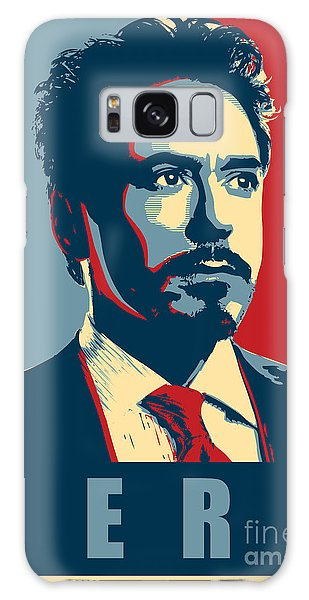 Ant Galaxy S8 Case - Tony Stark by Geek N Rock