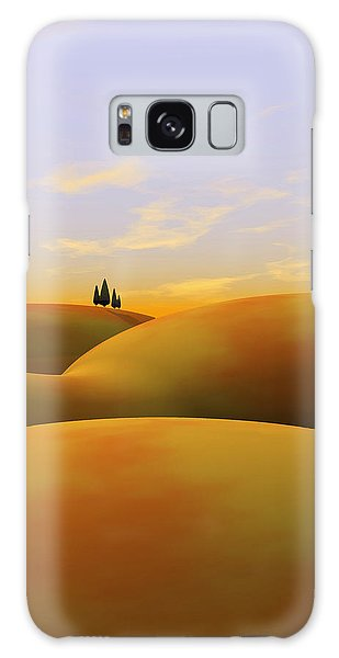 Toscana 3 Galaxy Case by Cynthia Decker