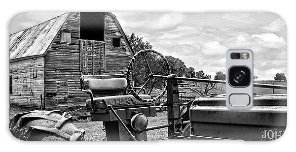 Tractor Barn Galaxy Case