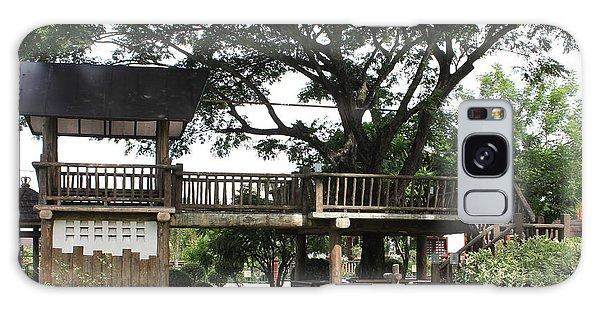 Tree House Galaxy Case by Lorna Maza