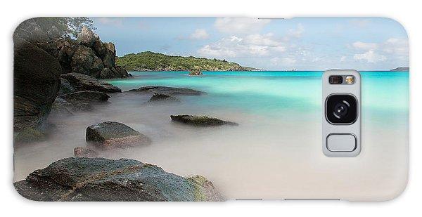 Trunk Bay At St. John Us Virgin Islands Galaxy Case