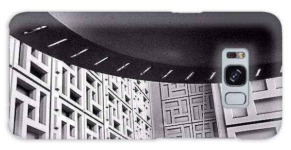 Ufos In A Maze Galaxy Case by Bob Wall
