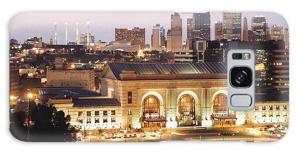 Union Station Evening Galaxy Case