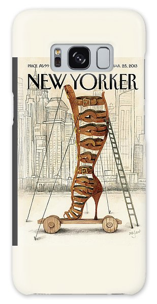 New Yorker March 25th, 2013 Galaxy Case