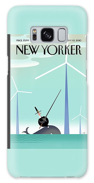 New Yorker May 10th, 2010 Galaxy Case