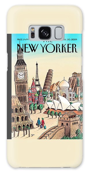 New Yorker April 20th, 2009 Galaxy Case