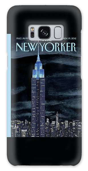 Broadway Galaxy Case - New Yorker November 19th, 2012 by Mark Ulriksen