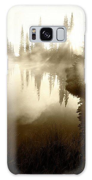 Tint Galaxy Case - Usa, Washington State, Mt Rainier by Adam Jones
