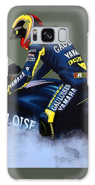Goat Galaxy Case - Valentino Rossi by Paul Meijering