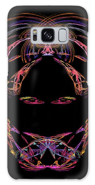 Veiled Lady Galaxy Case by Jane McIlroy